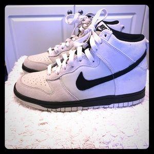 Nike's high top sneakers!